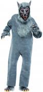 Weerwolfvermomming voor volwassenen Halloween