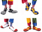 Luxe clownsschoenen