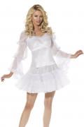 Witte tuniek voor vrouwen