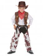 Luxe cowboykostuum voor jongens Verkleedkleren