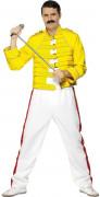 Kostuum van Freddie Mercury Queen™ voor mannen