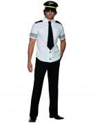 Vliegtuig piloten pak voor volwassen