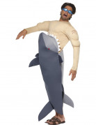 Jaws haaien kostuum voor mannen