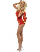 Pamela Baywatch™ kostuum voor vrouwen