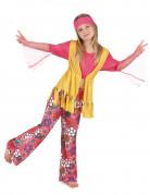 Veelkleurige hippie outfit voor meisjes Leeuwarden