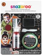 Set voor het aanbrengen van speciale effecten bij wonden Halloween Snazaroo