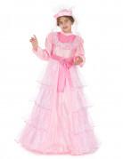 Roze prinsessenkostuum voor meisjes