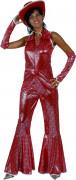 Rood discopak voor vrouwen