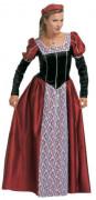 Middeleeuws prinsessen kostuum Heerlen