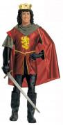 Middeleeuws koningskostuum voor mannen