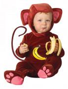 Rode aap outfit voor baby