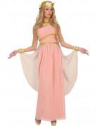 Roze godin kostuum voor dames