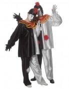 Pierrot clown kostuum voor volwassen