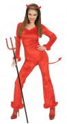 Duivelskostuum voor vrouwen Halloween