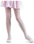 Ondoorzichtige roze panty voor kinderen