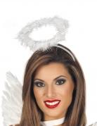 Haarband met engelenaureool