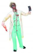 Zombie dokters kostuum voor mannen Halloween