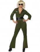 Hottie Top Gun™ pilotenkostuum voor dames