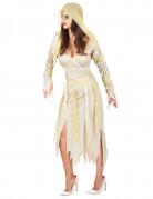 Mummie kostuum voor vrouwen