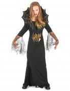 Halloween heksen en spinnen kostuum voor meisjes