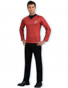 Rood Star Trek™-kostuum voor mannen
