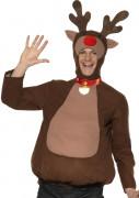 Kerstrendier kostuum voor volwassenen