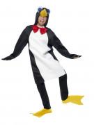 Dansende pinguïn kostuum voor volwassenen