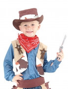 Cowboy carnavalspak voor jongens