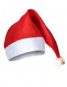 Kerstmuts met belletje voor volwassenen