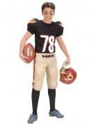 Amerikaans football speler pak voor jongens