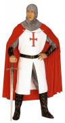 Middeleeuws kruisridder outfit voor mannen
