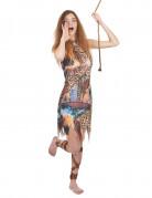 Vrouw van de jungle kostuum voor dames