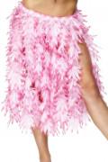 Roze Hawaï-rok voor volwassenen