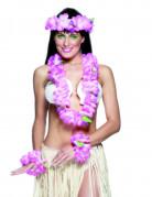 Roze Hawaïkit voor vrouwen