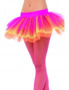 Tutu in roze geel en oranje voor vrouwen
