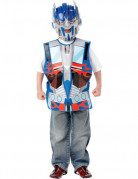 Optimus Prime Transformers™-kostuum voor jongens