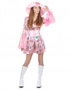 Seventies outfit voor vrouwen