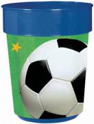 Voetbal drinkbeker