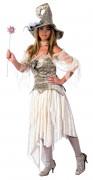 Deluxe middeleeuwse fee kostuum voor vrouwen
