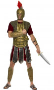 Strijdlustige gladiator outfit voor mannen