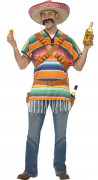 Mexicaanse serveerder kostuum voor mannen