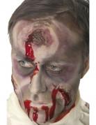 Neppe zombie gezichtswond
