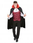 Mr. Ghost vampier kostuum voor mannen