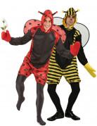 Duo kostuum bij een lieverheersbeestje