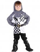 Schaakbord ridder pak voor jongens