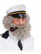 Matrozen baard en snor voor heren