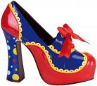 Dames clown schoenen