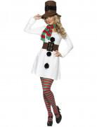 Sneeuwpop pak voor dames