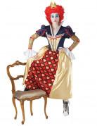 Hartenkoningin™ kostuum voor dames