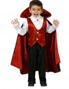 Klassieke vampier outfit voor jongens